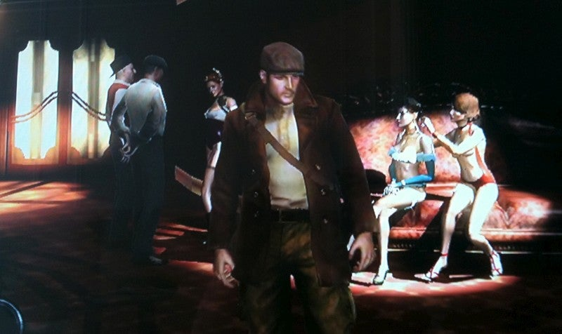 The Saboteur Offers Day-One Free Nudity DLC
