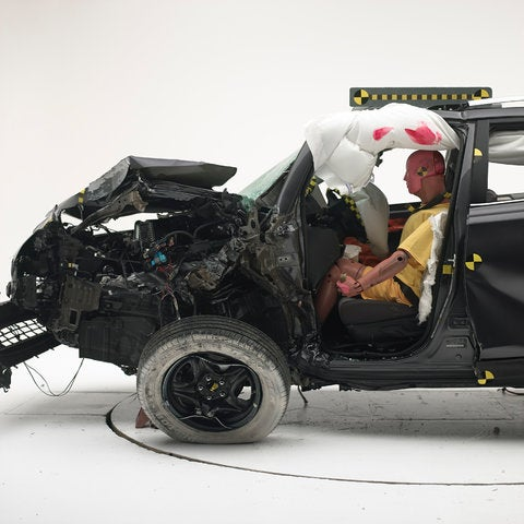 The 2013 Toyota RAV4 Rated 'Poor' In A New Safety Test