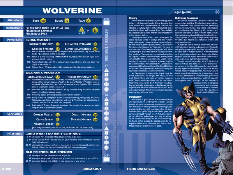 Reshape Wolverine and Spider-Man's worlds with the new Marvel RPG
