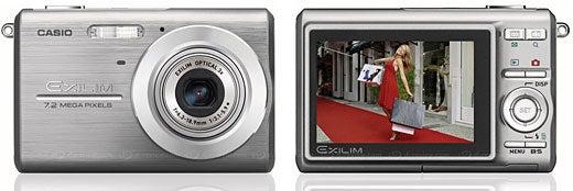 Casio Exilim Zoom EX-Z75: Easy to Use, Slim and Trim