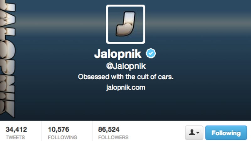 What's The Best Auto-Related Twitter Account?