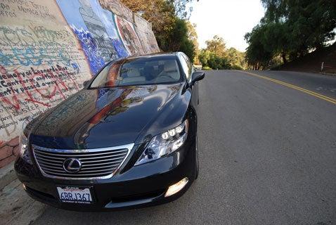 Lexus LS600h L, Part 1