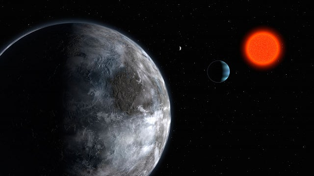 Astronomers confirm there are two potentially habitable planets orbiting Gliese 581