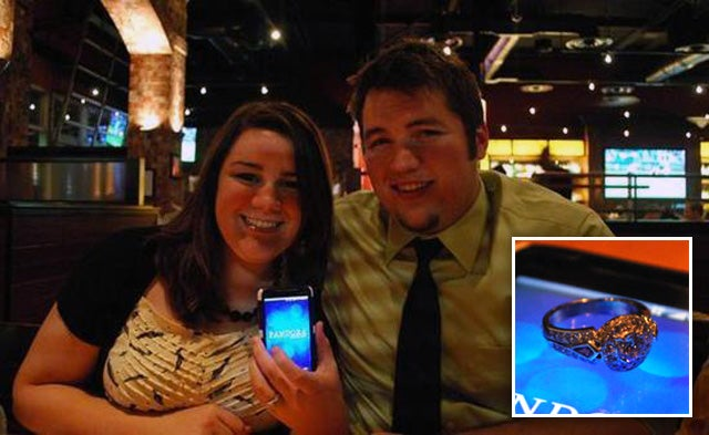"Nothing Says ""I'm a Nerd and I Love You"" Like a Pandora Radio Marriage Proposal"