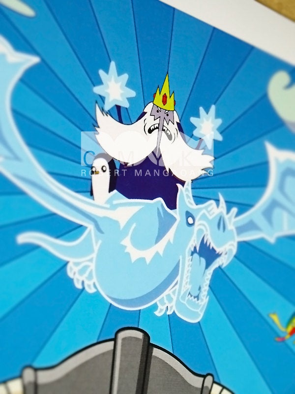 Skyrim Can Mean Only One Thing: Adventure Time