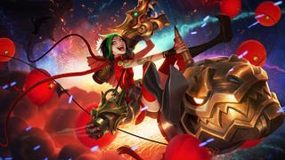 <i>League Of Legends'</i> Character Art Is Awesome