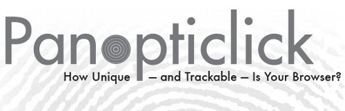 Panopticlick Shows How Easy Your Browser Is to Track