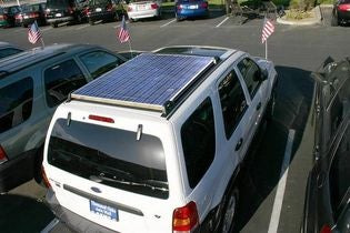 Solar Panels Coming Soon To An Auto Parts Store Near You