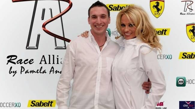 Pamela Anderson Becomes FIA GT Team Owner