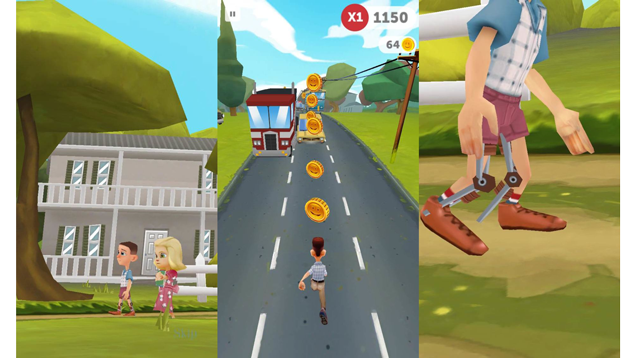 20 Years Later, There's An Official Forrest Gump Video Game