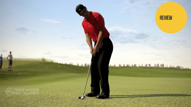 Tiger Woods PGA Tour 13: The Kotaku Review