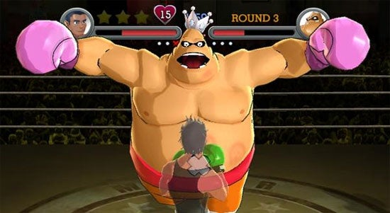 Punch-Out Wii Trailer, Screens