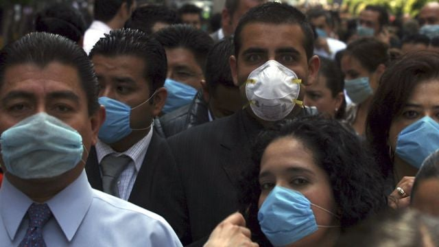 Swine flu and bird flu may team up to create a supervirus