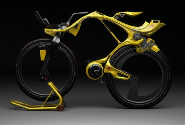 Behold the INgSOC Concept Bike and All Its Fierce Alien Goodness