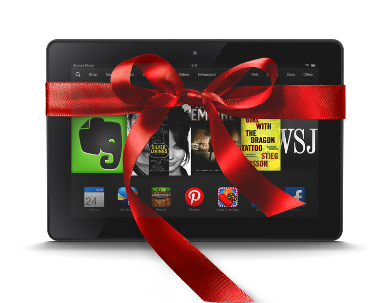 Give the Gift of Flexibility With the Kindle Fire HDX