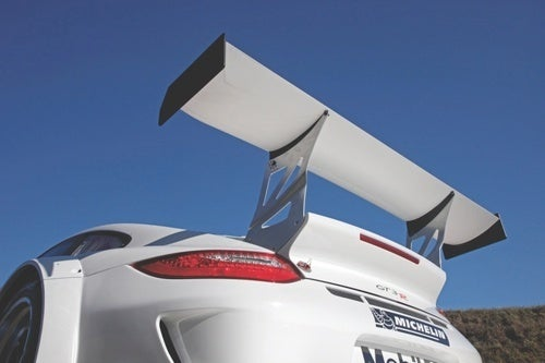 2010 Porsche 911 GT3 R Now Less Likely To Kill Racers