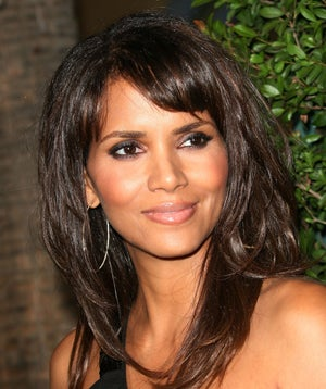 Halle Berry Knows From Noses