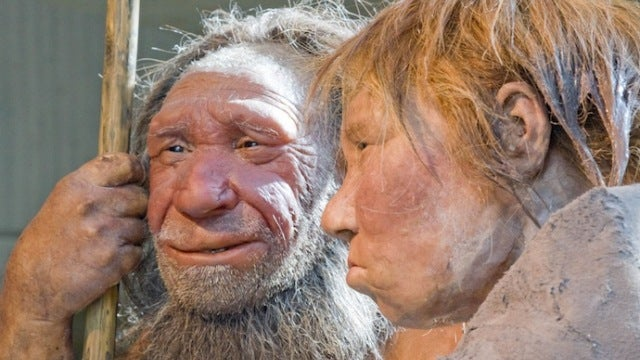 We (literally) smell way better than Neanderthals did