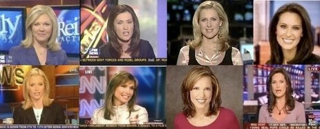 'The Rachel' Makes A Comeback Among The Ladies Of Network News