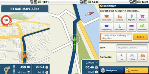 Skobbler Gives Free Turn By Turn Navigation To International Android Users