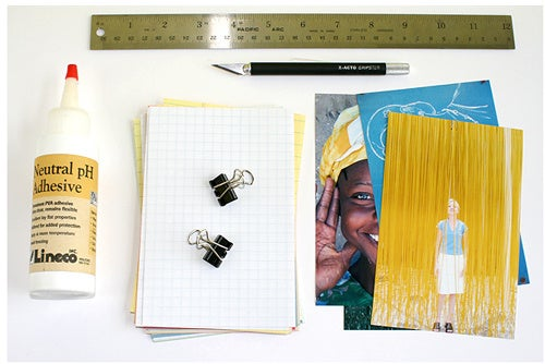 Use Scrap Paper to Make Your Own DIY Notepads