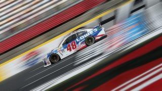 Jimmie Johnson Mistakes NASCAR For Formula Drift