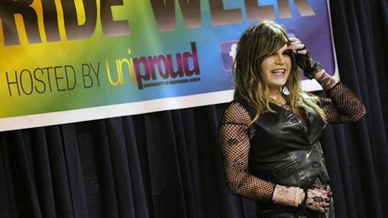 Iowa University Crowns First-Ever Transgender Homecoming Queen