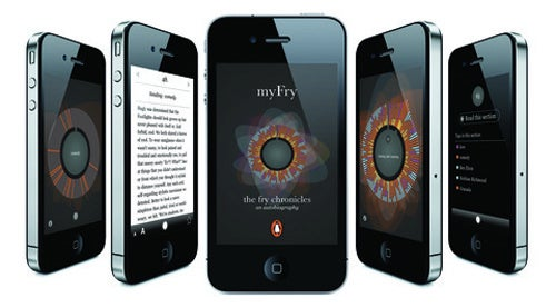 MyFry iPhone App Presents Stephen Fry's Autobiography In Easy-To-Read Format