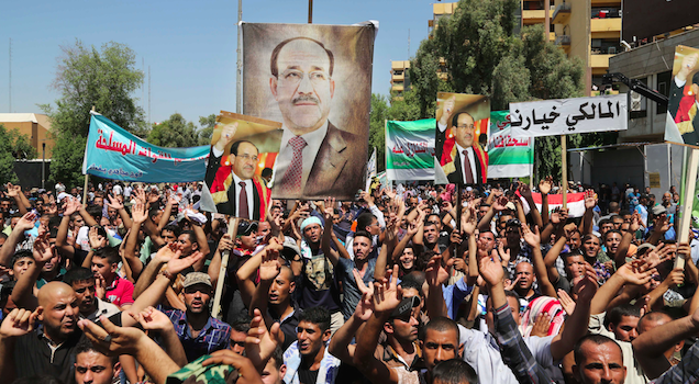 Iraqi Prime Minister Nouri al-Maliki Will Finally Step Down
