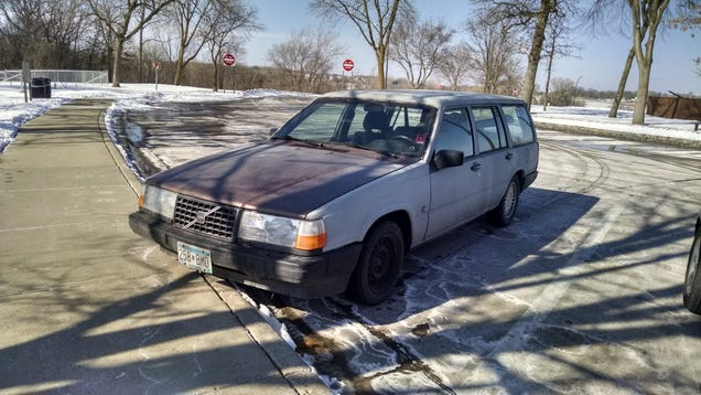Volvo 940 Wagon Parts 1993 Volvo 940 Wagon The Oppo