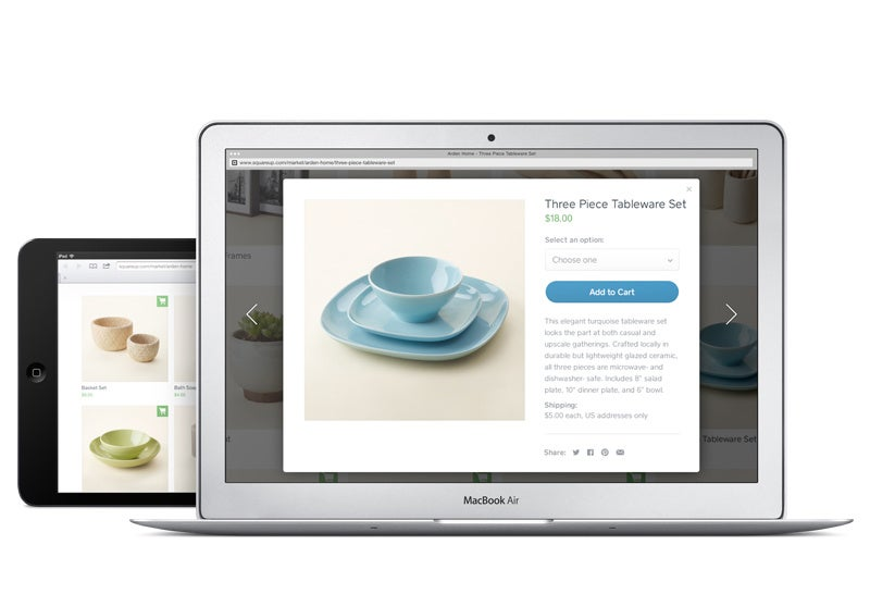 Square Market: An Online Market For All Your Artisanal Needs