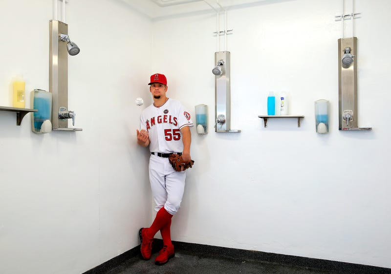 The Rangers Took Their Team Photos In The Bathroom