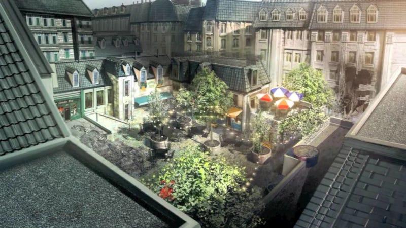 A Stroll Through A Bullet-Riddled Parisian Neighborhood in Modern Warfare 3