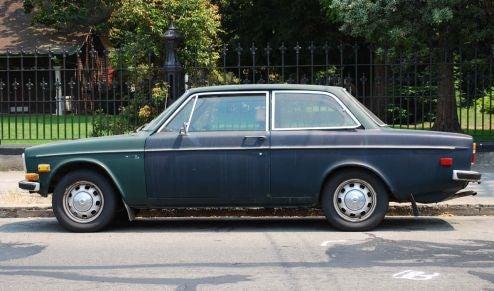 1971 Volvo 142S