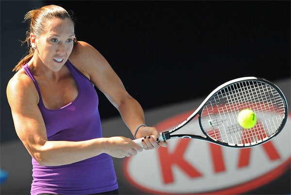 Jelena Jankovic Brings In The Big Guns