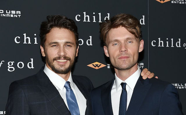 A Short History of James Franco and Scott Haze Playing Gay