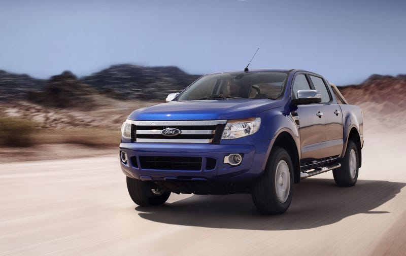 2011 Ford Ranger T6: Do. Want.