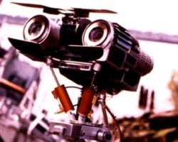 Johnny 5 Apparently Still Alive 22 Years Later