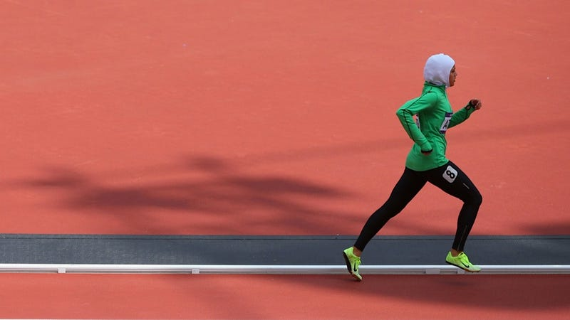Saudi Arabia Will Actually Let Girls in Private School Play Sports