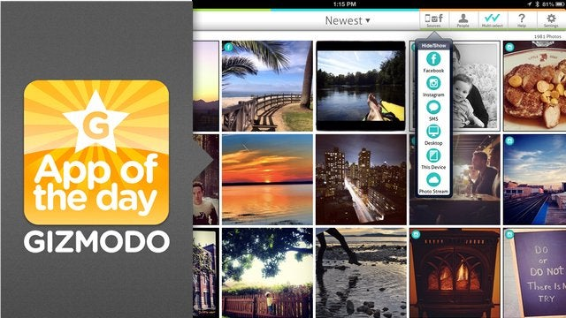 WideAngle: Finally, All Your Photos in One Place