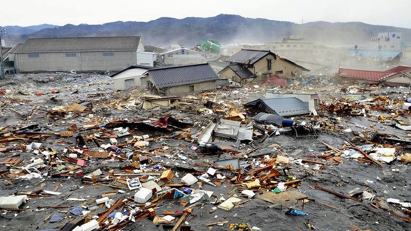 The Latest Earthquake and Tsunami News