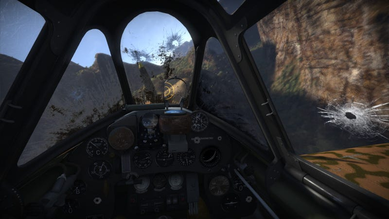 Free-to-play World War 2 flight sim? YES PLEASE.