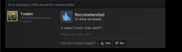 Dark Souls II, As Told By Steam Reviews