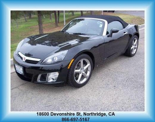 My Search for a Saturn Sky, Part One