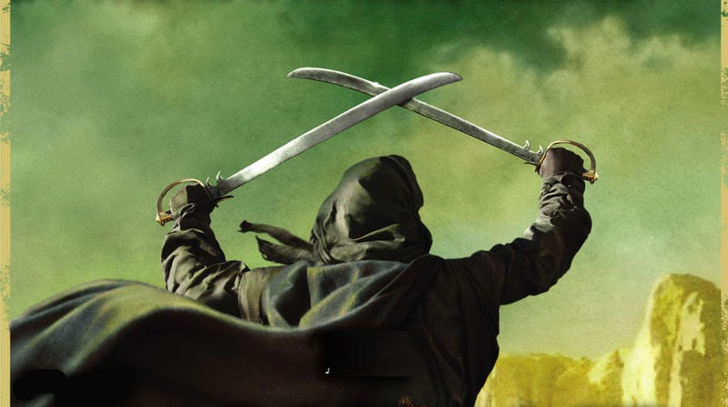 The Coolest Fantasy Story You'll Read This Week