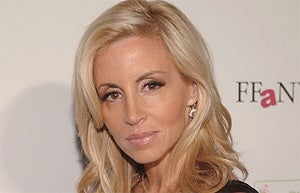 Camille Grammer Has a Surprising New Job