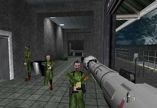 "Animator Says He's Working on ""GoldenEye 2010"" for Wii"