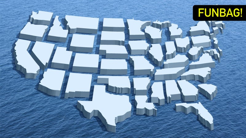 Which State Would Win A 50-State Battle Royal?