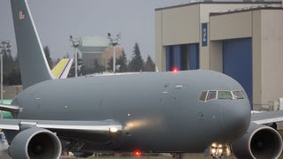 Exclusive: Meet The USAF's Long Awaited KC-46A Pegasus Tanker