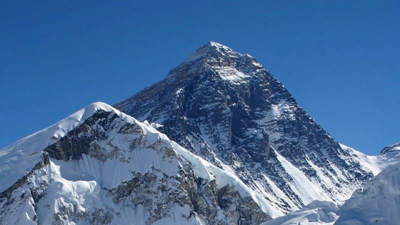 The World's Highest Webcam Is Shooting Mt. Everest As We Speak